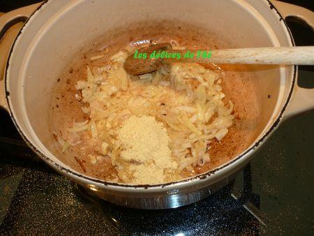 Caille sur canapé carottes quinoa boulghour (12)
