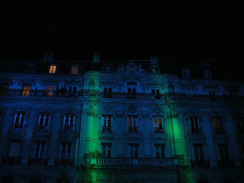 Illumination-Place des Terreaux