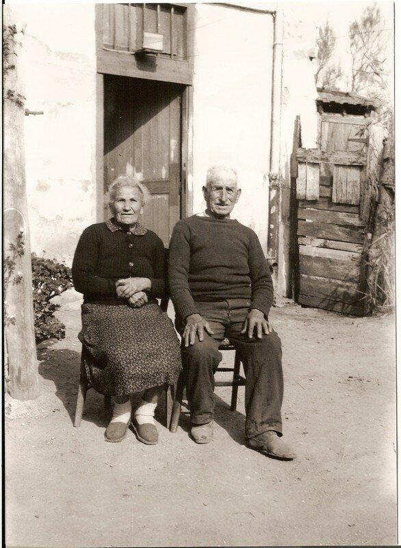 grands parents Rando(1945)