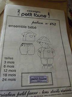 Petit Faune 482