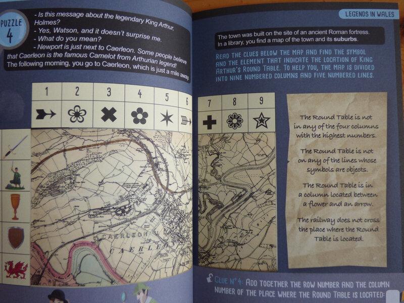Sherlock & Watson Escape Book (2)