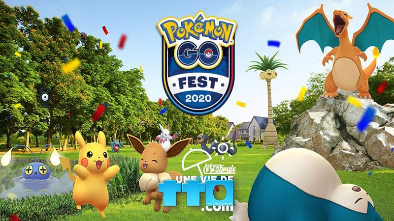 PokemonGo Fest