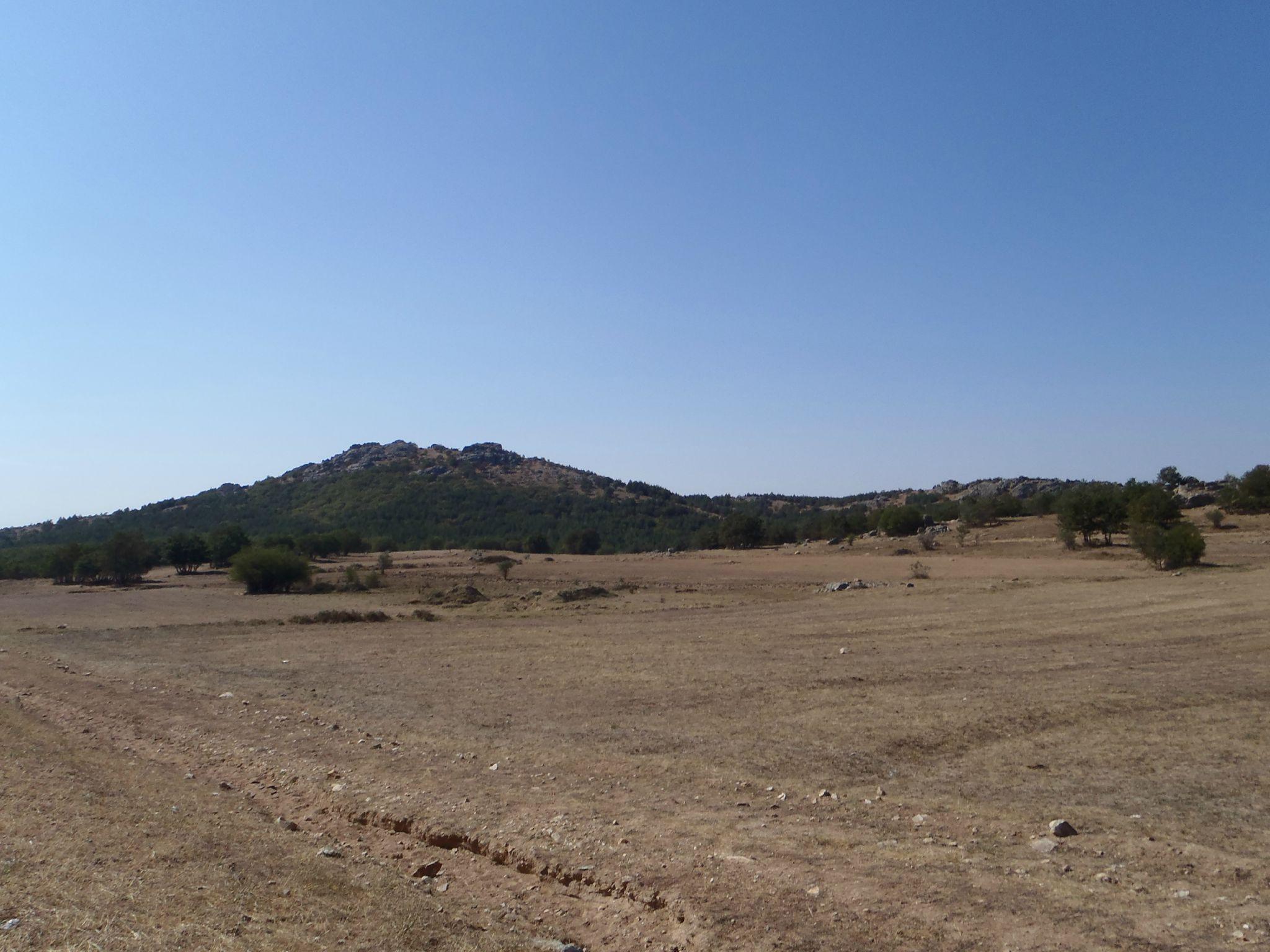 turquie : les premieres plaines deséchées