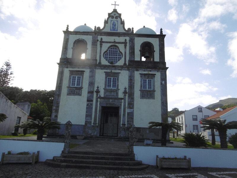 23 - Eglise de Lajes das Flores