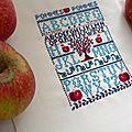 Fruit d'automne, la pomme