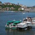 Une vue sur le Danube