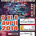 Monts du Lyonnais 2014 - ES 1