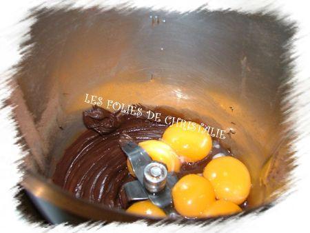 Mousse au chocolat 6