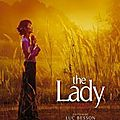 The lady ★★★
