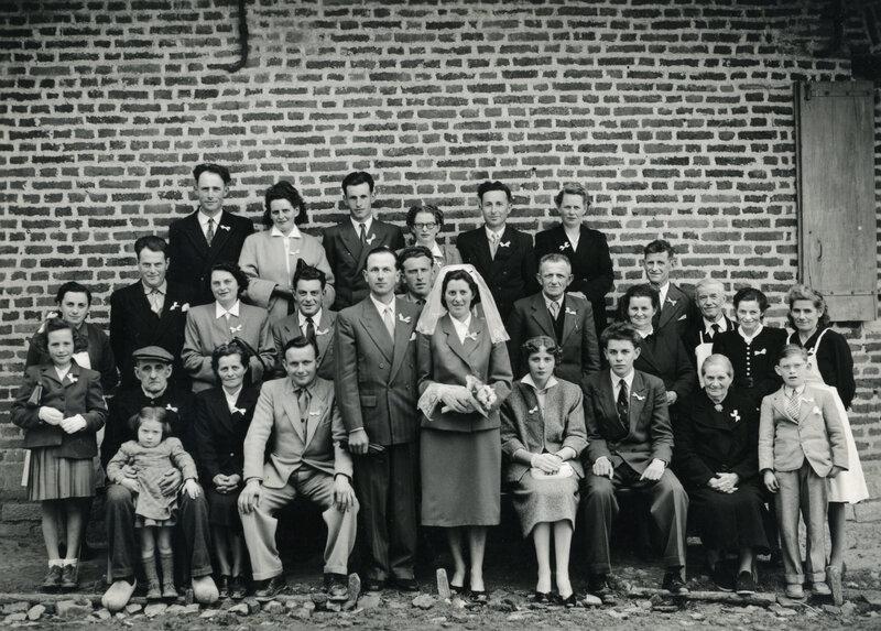 1954-05-22_Mariage BLIN-GAUDILLAT