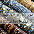 Top ten tuesday ~ 132 : ma pal de 10 romans pour l'hiver 2019-2020