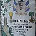 Loubeyre léon (rouvres les bois) + 08/03/1919 rouvres les bois (36)