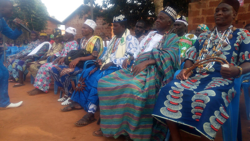 LE PLUS GRAND MAÎTRE MARABOUT BENIN