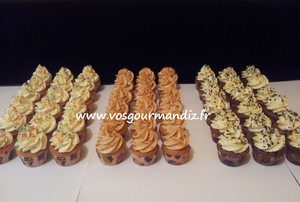 Assortiment mini-cupcakes Vos Gourmandiz 2