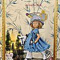 Joyeux Noël 2017! Alice dans son monde Merveilleux...
