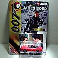 Mercury cougar convertible (collection james bond)