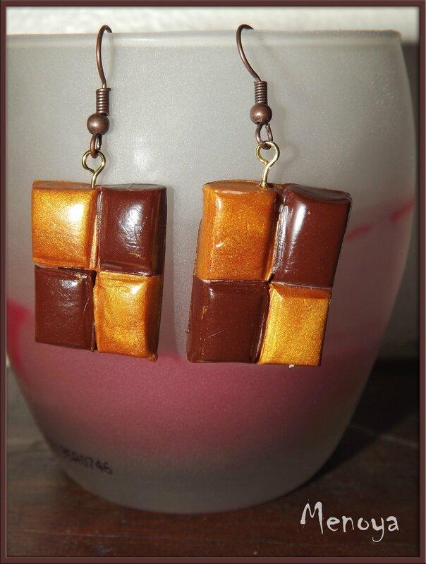 Carré chocolat 01