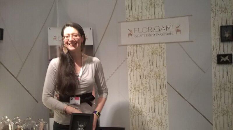 Floriane alias Florigami