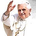 Benoît xvi, l'ex-pape du développement humain intégral