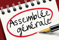 Compte rendu de l'Assemblée générale du 15 novembre 2018 et de l'assemblée générale extraordinaire qui a suivi