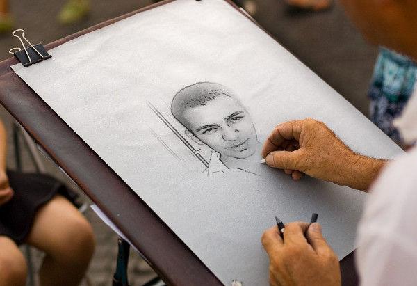 Portrait de Quentin
