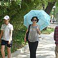 Ombrelles et sacs à mains
