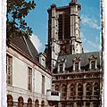 Troyes - ancienne abbaye St Loup