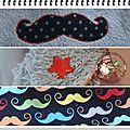 details bavette moustache