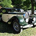 BUGATTI type 57 coach Ventoux 1938 Baden Baden (1)