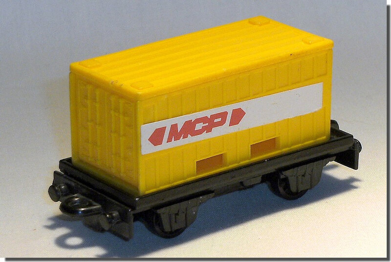 MT 25 01 Wagon plat container 11