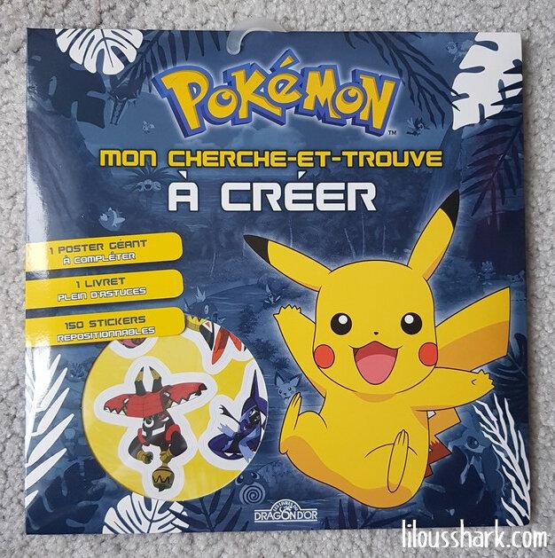 pokemon mon cherche et trouve a creer