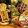 Ginger bread......