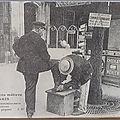 Décrotteur Commissionnaire Paris