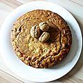 gâteau aux noix de Grèce
