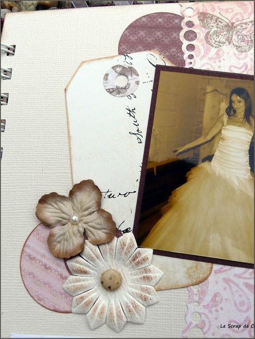 Mini robe de marié 48