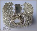 bracelet saint petersbourg argenté 2