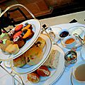 Afternoon tea chez harrods