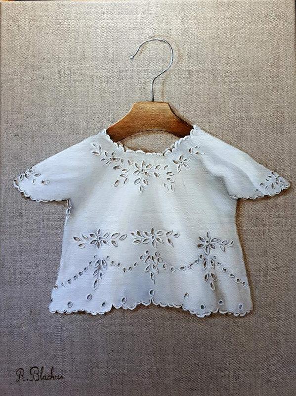 2018 petite chemise 30x40cm