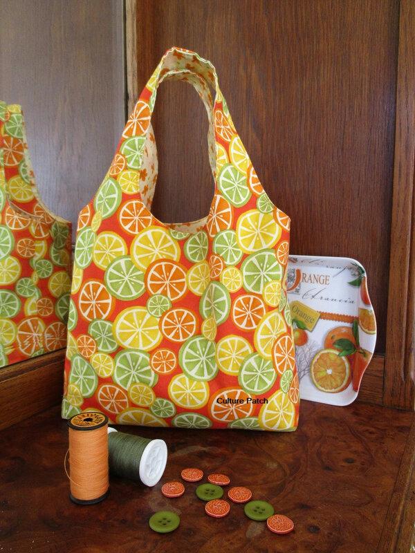 sac agrumes citrus bag