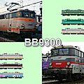 Bb93000 les compositions + photos