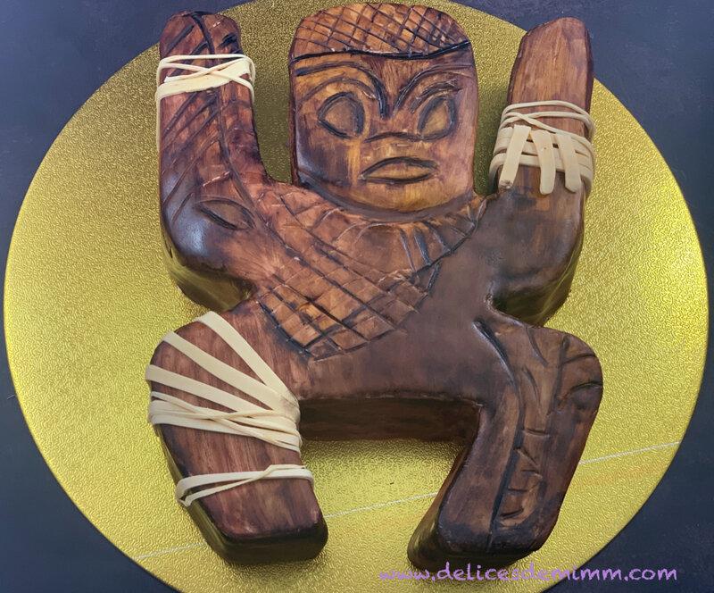 Mon gâteau Koh Lanta New Edition pour Marion 3