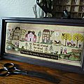 Hillside Travelers de LITTLE HOUSE NEEDLEWORKS