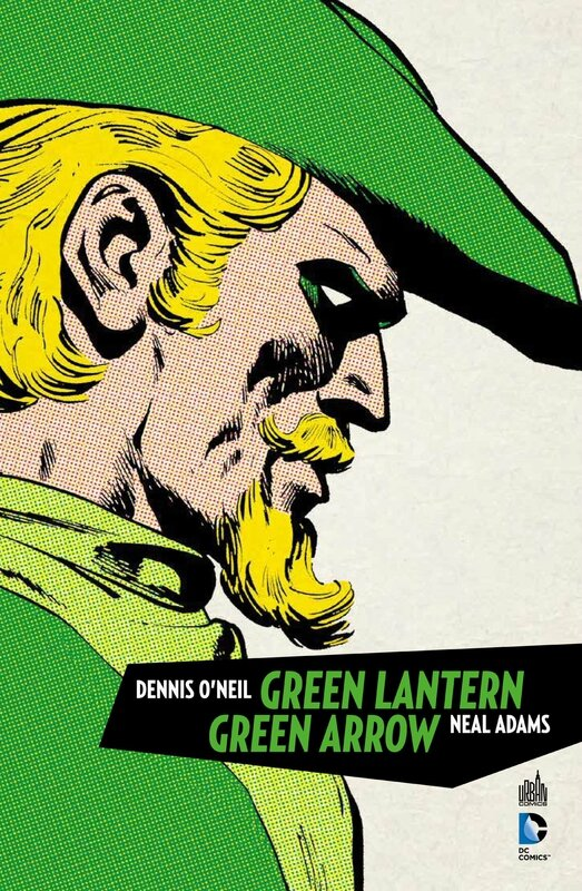 DC archives green lantern green arrow 1