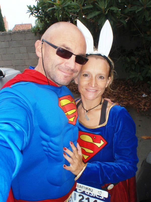 superman et superwoman