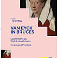 Exhibition at groeningemuseum focuses on jan van eyck's bruges period