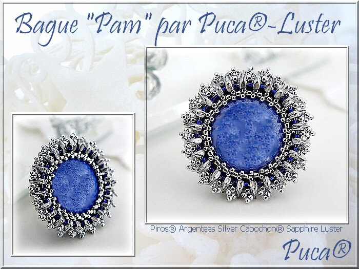 Bague Sapphire Luster