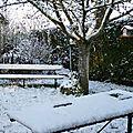 L'hiver s'installe ...