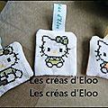 Porte clefs Hello Kitty