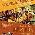 Béziers - musée itinérant des tauromachies universelles