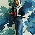 Barbie basique Jean